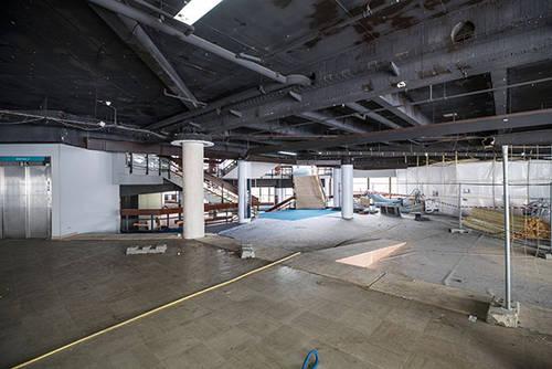 Centre des Congrès Chantier de niveau 1 - 18 mois de travaux  289 visites de chantiers - 4 CISSCT - 0 accident de coactivité